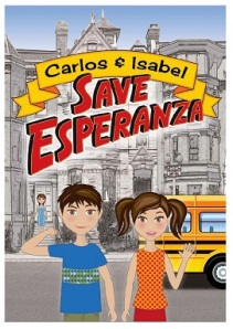 Carlos and Isabel Save Esperanza Cover